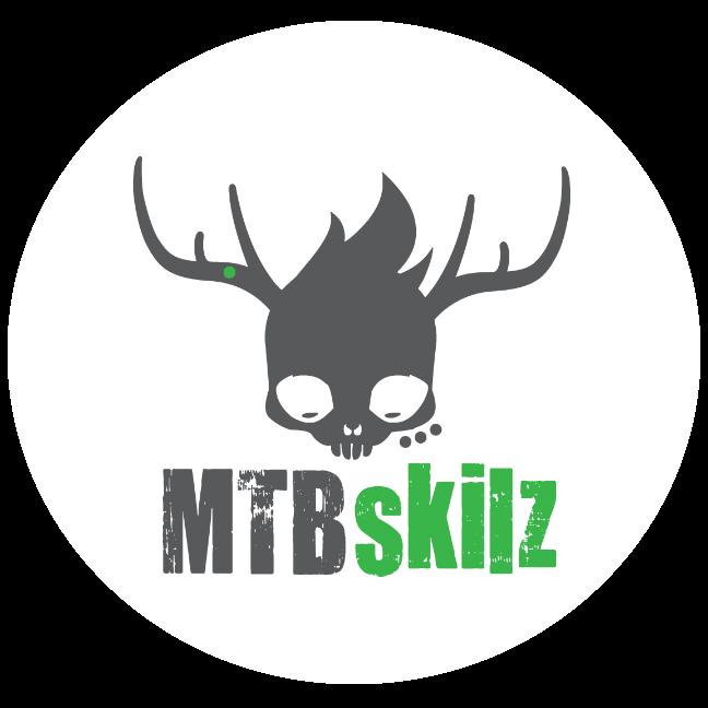 MTBSkilz Circle Logo
